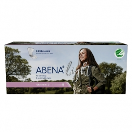 Abena Light Ultra Mini 0, 24 ks/bal., savost 100 ml