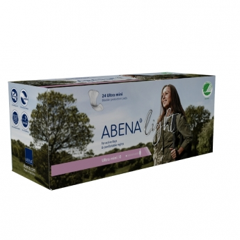 ABENA LIGHT ULTRA MINI 0, 24 ks
