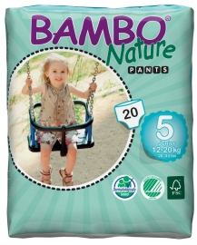 BAMBO NATURE JUNIOR PANTS