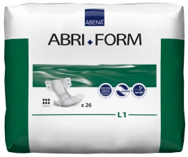 Abri Form L1, 26ks, savost 2400ml
