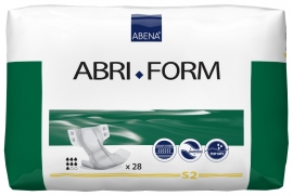 Abri Form S2, 28ks, savost 1800ml
