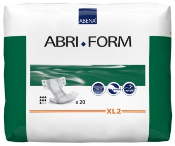 Abri Form XL2, 20ks, savost 3300ml
