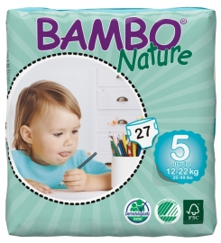 Bambo Nature 5 Junior, 27ks, pro 12-22 kg