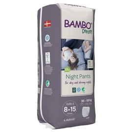 Bambo Dreamy Nights PANTS 8-15 GIRL, 35-50 kg